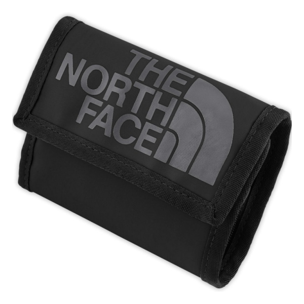 Кошелек The North Face The North Face Base Camp Wallet черный ONE