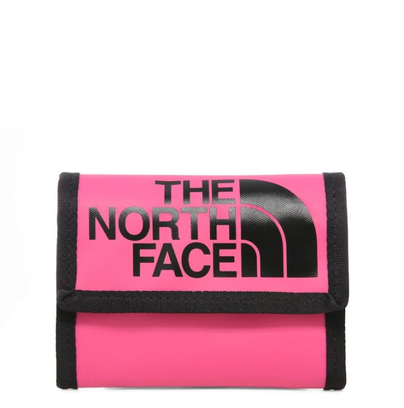 Кошелек The North Face The North Face Base Camp розовый ONE баул the north face the north face base camp duffel s 50л
