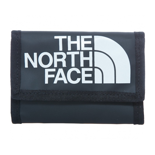 Кошелек The North Face Base Camp Wallet черный OS