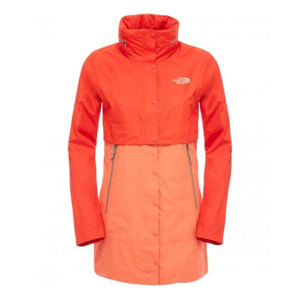 Купить Куртка The North Face Fran Zip Off женская