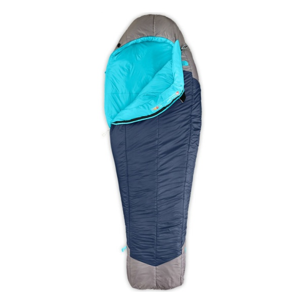 Спальник The North Face The North Face Cat'S Meow левый синий REG рюкзак deuter patagonia 70 15 anthracite pine