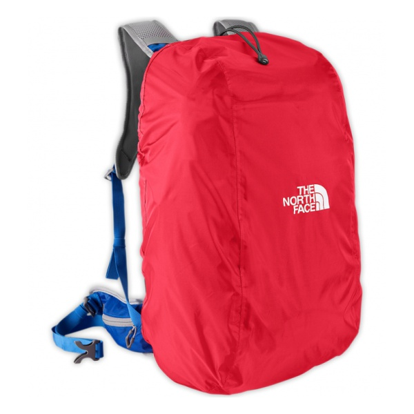 Накидка на рюкзак The North Face The North Face Pack Rain Cover красный XL цена