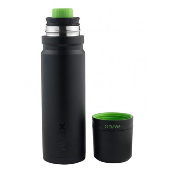 Термос Avex 3Sixty Pour черный 0.7л