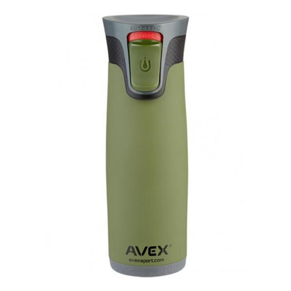 Термостакан Avex Avex Highland зеленый 0.47л смеситель grohe concetto 3224010e