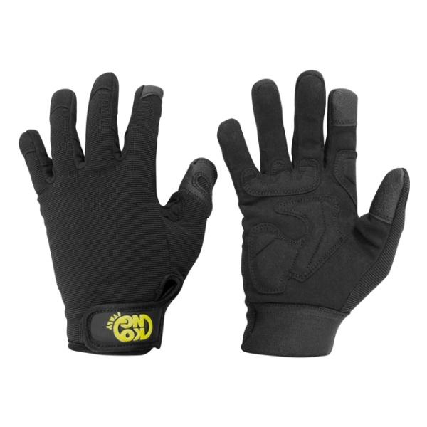 Перчатки для веревки Kong Skin Glove черный M