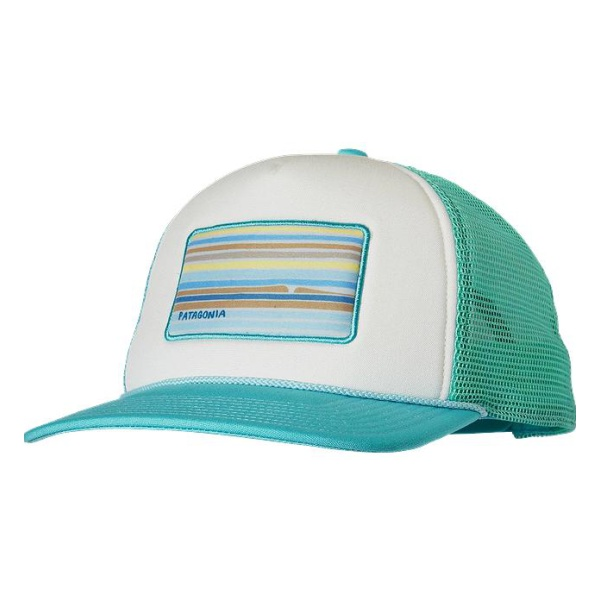 Кепка Patagonia Horizon Line-Up Master Chief Hat белый