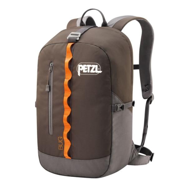 Рюкзак Petzl Petzl Bug серый 18L
