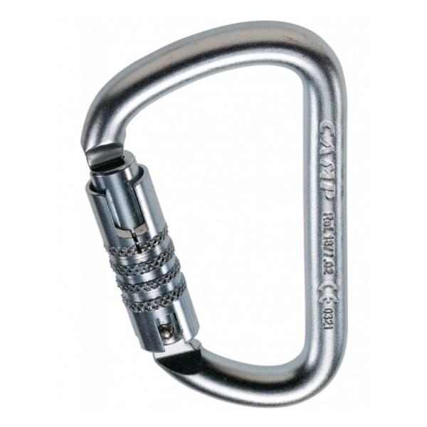 Карабин CAMP D Pro - 3Lock camp safety oval xl 3lock