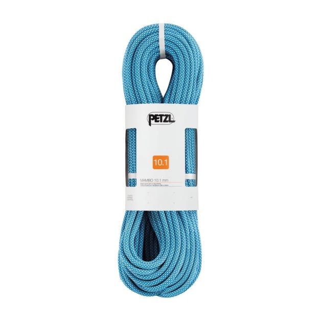 Веревка динамическая Petzl Mambo синий 200M