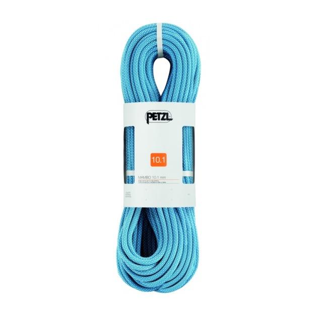 Веревка динамическая Petzl Mambo Wall 10.1 мм (бухта 40 м)  - купить со скидкой