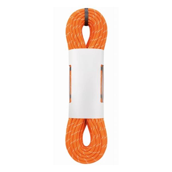 Веревка Petzl Petzl статическая Push 9 мм (бухта 40 м) оранжевый 40M