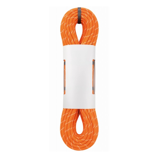 Веревка Petzl Petzl статическая Push 9 мм (бухта 60 м) оранжевый 60M