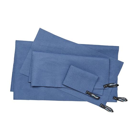 Полотенце походное PackTowl Packtowl Original синий M(30х56см)