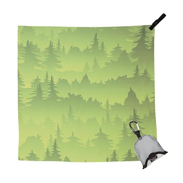 Полотенце походное PackTowl Packtowl Nano зеленый