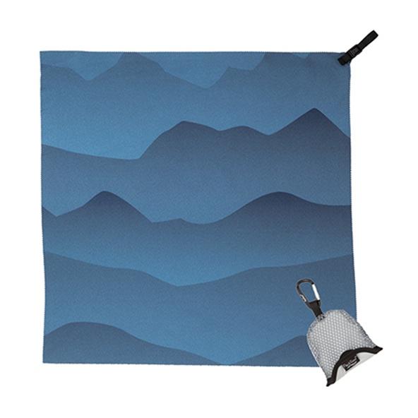 Полотенце походное PackTowl Packtowl Nano синий