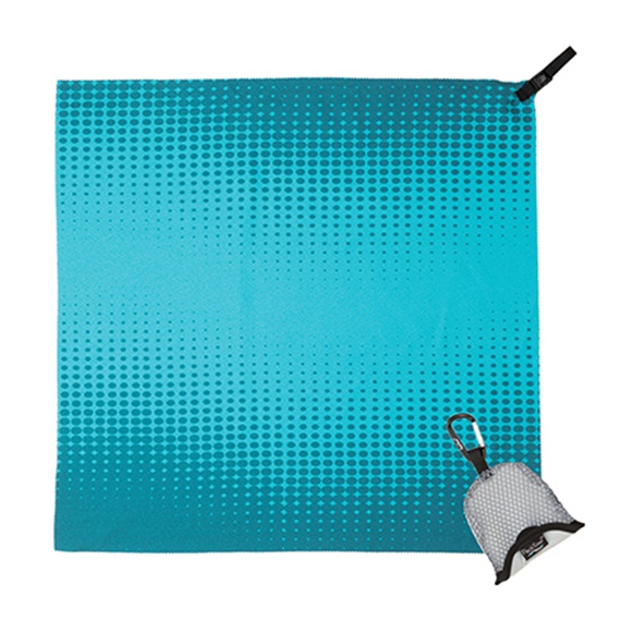 Полотенце походное Packtowl Nano синий