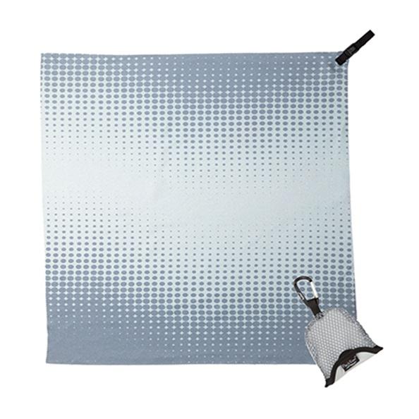 Полотенце походное Packtowl Nano серый
