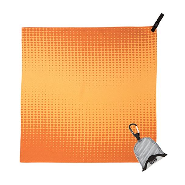 Полотенце походное Packtowl Nano оранжевый