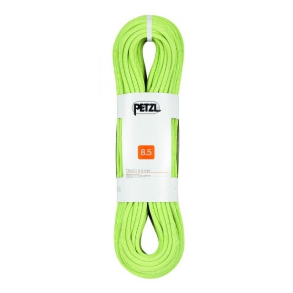 Веревка динамическая Petzl Petzl Tango 8,5 мм (бухта 60 м) желтый 60M