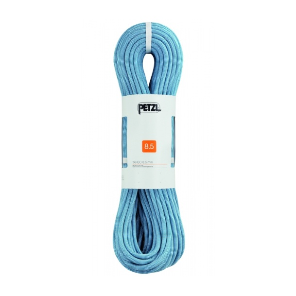 Веревка динамическая Petzl Petzl Tango 8,5 мм (бухта 60 м) голубой 60M