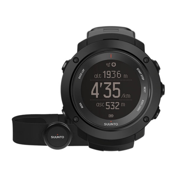 Часы Suunto Ambit 3 Vertical HR черный