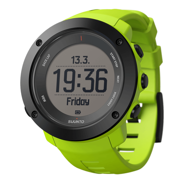 Часы Suunto Suunto Ambit 3 Vertical HR зеленый часы suunto suunto ambit 3 vertical hr синий