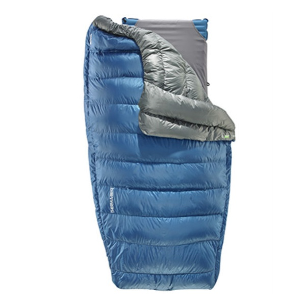 Одеяло Therm-A-Rest Therm-a-Rest Vela Quilt темно-синий DOUBLE раскладушка therm a rest therm a rest luxurylite mesh xl