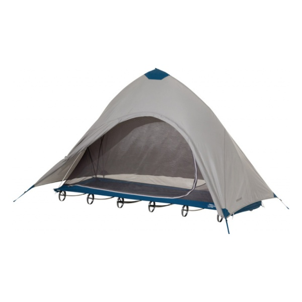 Палатка Therm-A-Rest Therm-a-Rest для раскладушки Luxury Lite Cot Tent, Regular REGULAR полог therm a rest therm a rest москитный mesh bug shelter regular