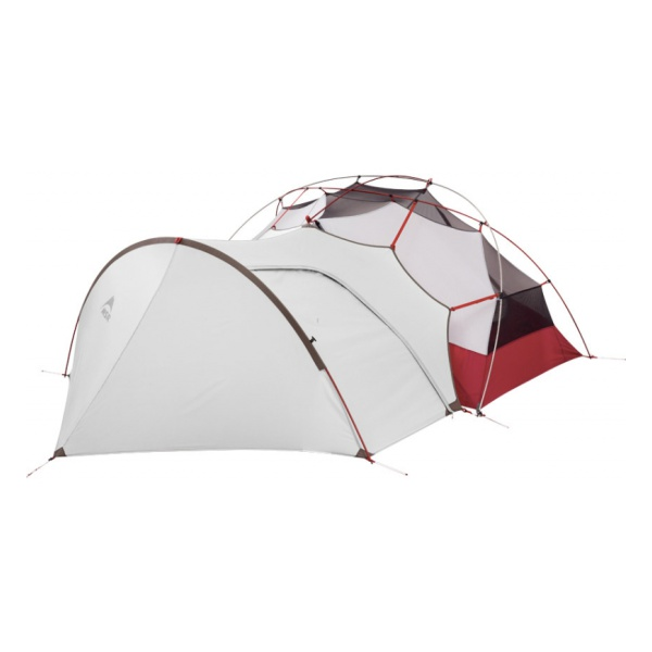 Тамбур MSR MSR для палатки Elixir Gear Shed серый стеклянный тамбур в москве