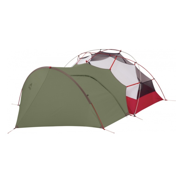 Тамбур MSR MSR для палатки Elixir Gear Shed зеленый