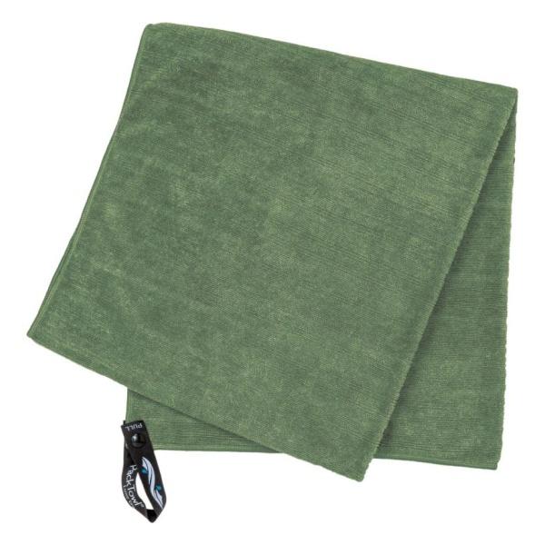 Полотенце походное PackTowl PackTowl Luxe S зеленый FACE(25х35см)