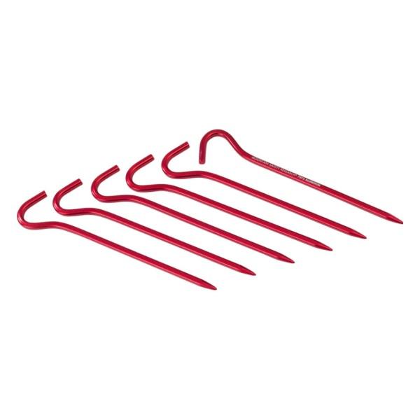 Набор кольев MSR MSR Hook Stake Kit (6 шт.)