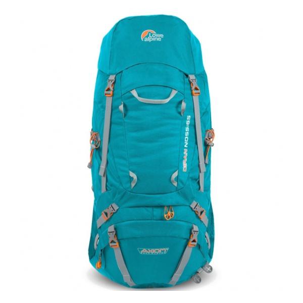 Рюкзак Lowe Alpine Lowe Alpine Diran голубой 65/75 рюкзак lowe alpine lowe alpine diran l 65 75 черный 65 75