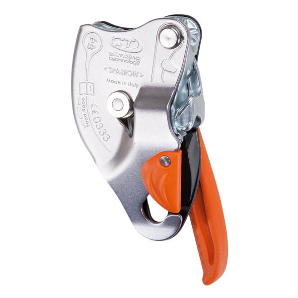 Страховочно-спусковое устройство Climbing technology Sparrow