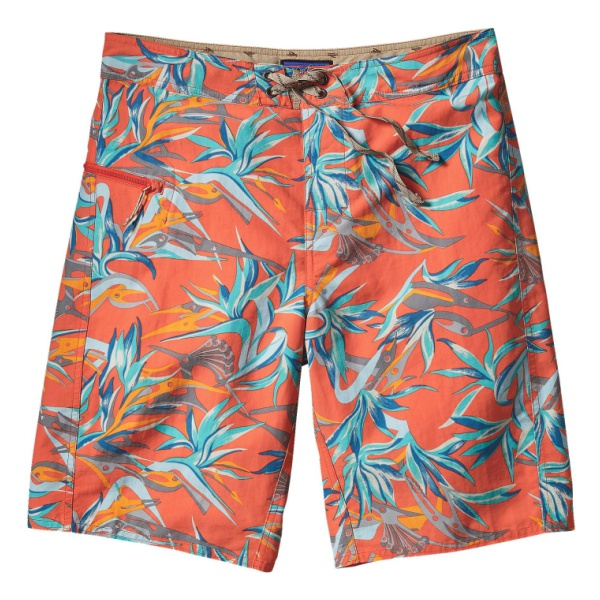 Шорты Patagonia Printed Wavefarer Board Shorts - 21 in.