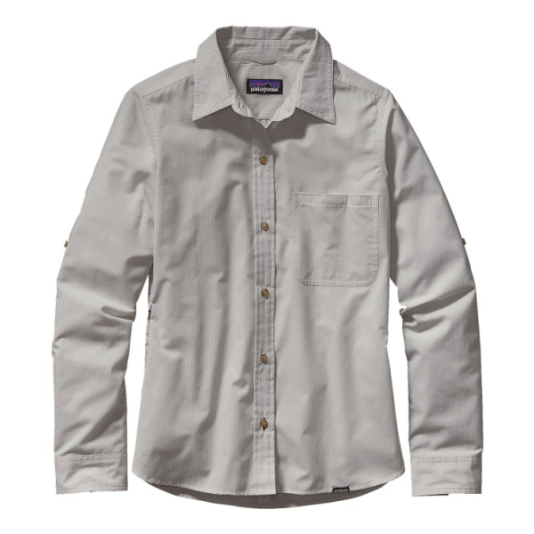 Рубашка Patagonia L/S Island Hopper II Shirt женская