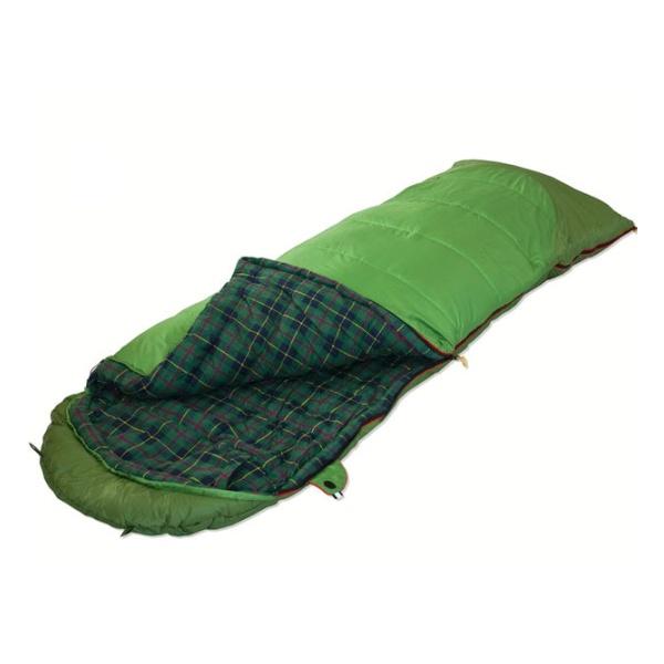 Спальник Alexika Siberia Plus правый зеленый прав
