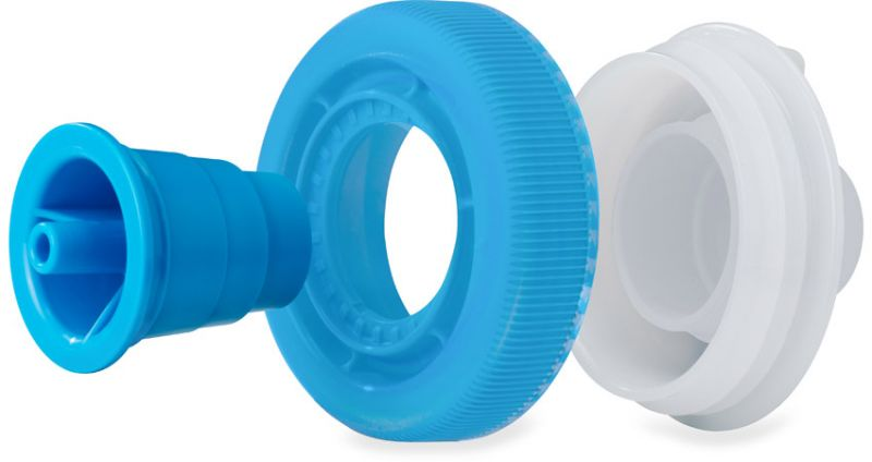 Адаптер Platypus для бутылки Gravityworks Universal Bottle Adapter