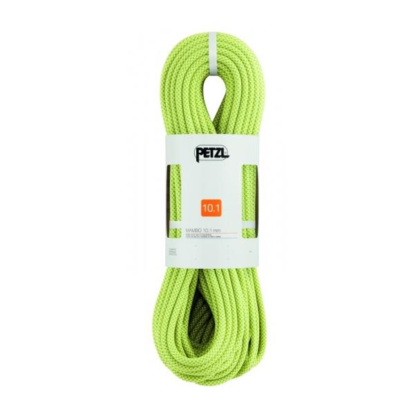 Веревка динамическая Petzl Petzl Mambo Wall 10,1 мм (бухта 30 м) желтый 30M