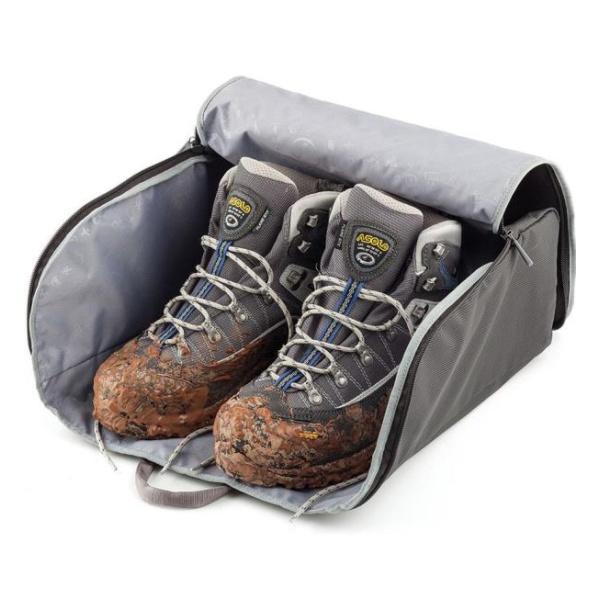 Сумка для обуви Lowe Alpine Lowe Alpine Boot Bag темно-серый чехол для рубашек lowe alpine shirt bag темно серый