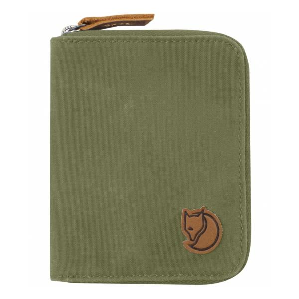 Ксивник FjallRaven FjallRaven Zip Wallet зеленый ксивник fjallraven fjallraven zip wallet синий