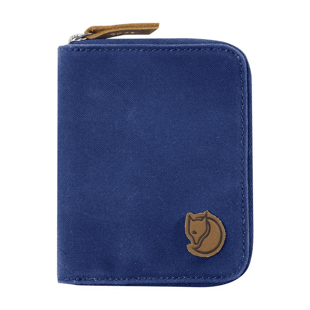 Ксивник FjallRaven FjallRaven Zip Wallet синий dhl ems 1pc new for ko yo rotary encoder trd 2th2048v