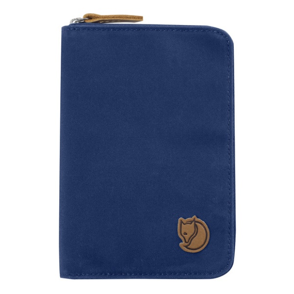 Ксивник FjallRaven FjallRaven Passport Wallet синий
