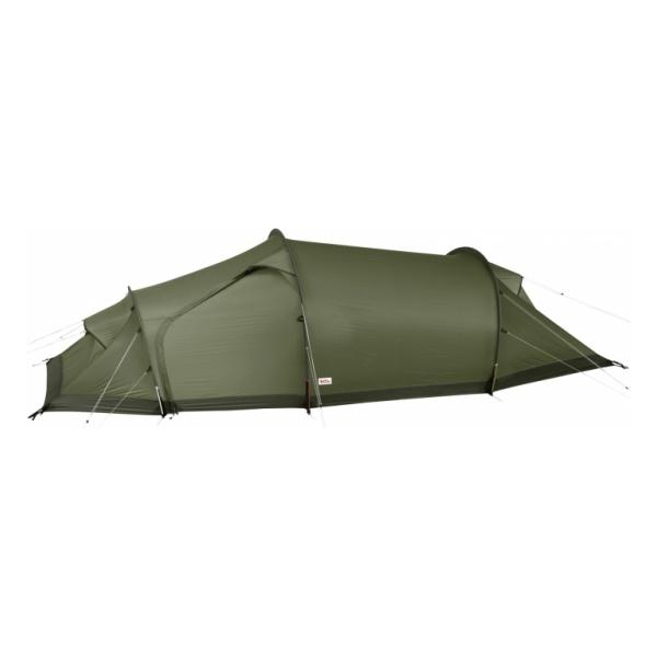 Палатка FjallRaven FjallRaven Abisko Shape 2 темно-зеленый 2/местная рюкзак fjallraven fjallraven abisko 75 темно серый 75л