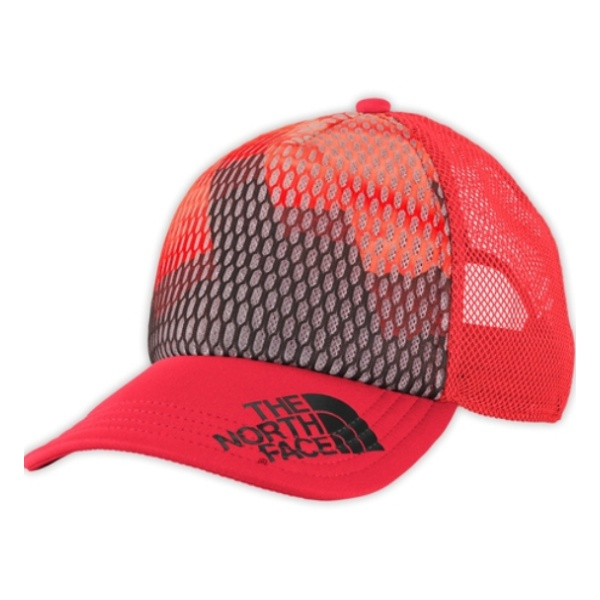 Кепка The North Face The North Face Runners Trucker красный OS красный бодистокинг bs013 os