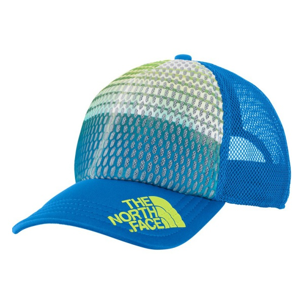 Кепка The North Face The North Face Runners Trucker голубой OS ботинки the north face the north face th016amvyk48