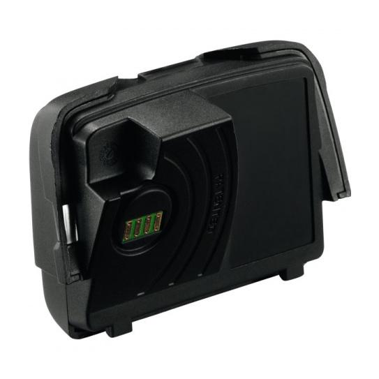 где купить Батарейный блок для фонарей Petzl Reactik, Reactik+ черный дешево