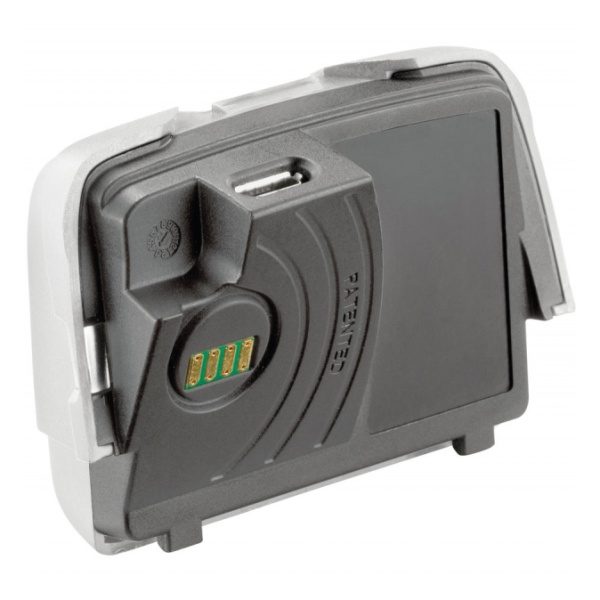 цены Аккумулятор Petzl Petzl для фонарей Reactik, Reactik+ черный