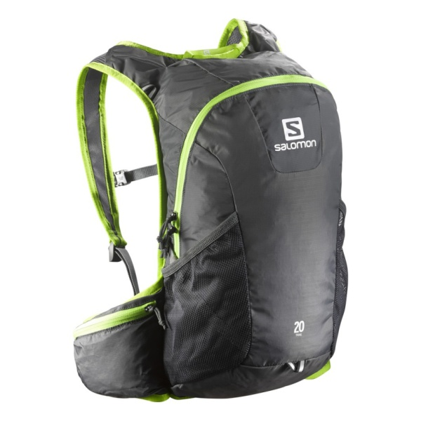 Рюкзак Salomon Trail 20 Galet серый 20л