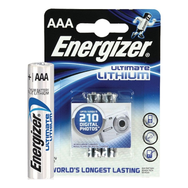 ��������� ENERGIZER S.A Energizer Ultim Lith FR03 AAA � ��.2